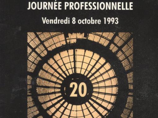 20 ans de la FIAC