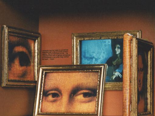 Les yeux de Monna Lisa